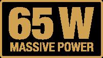 65w power